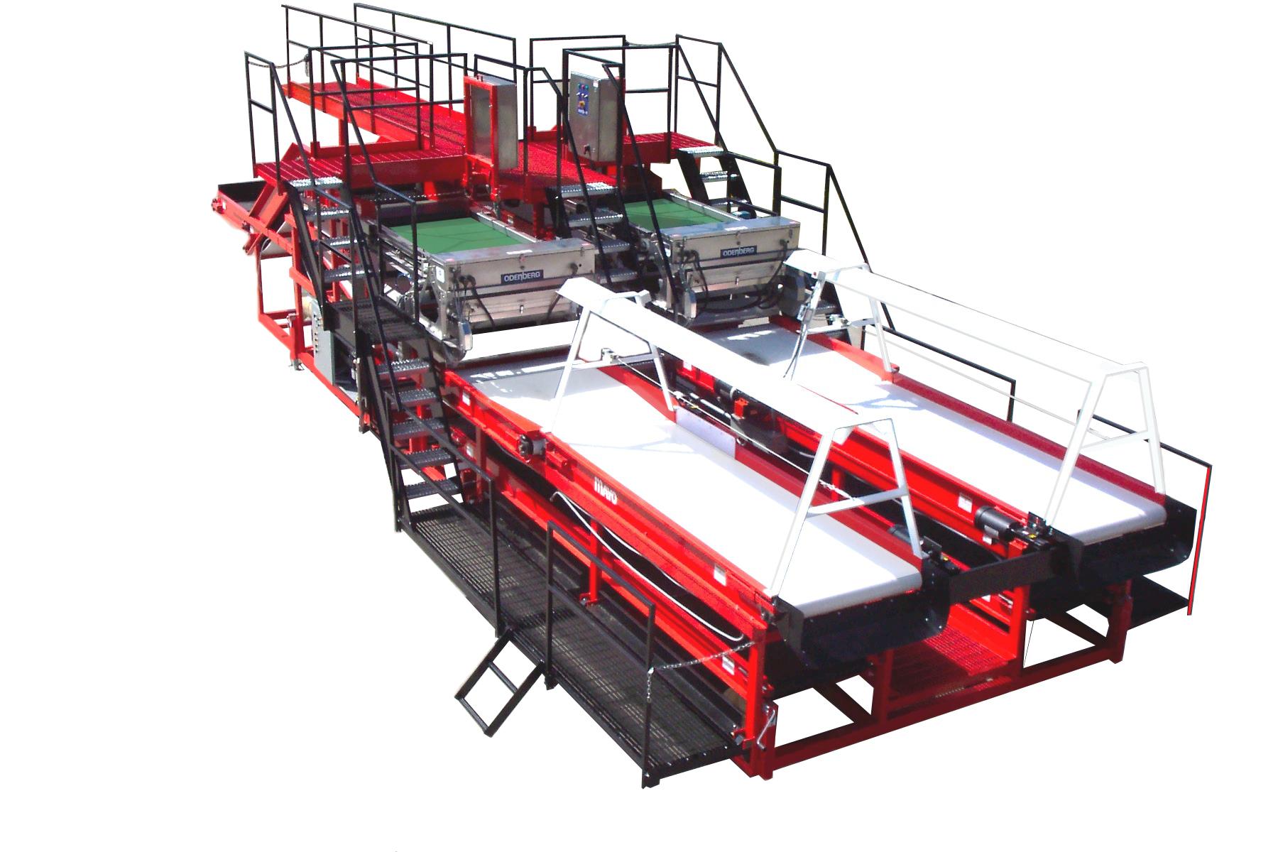 CUSTOM DESIGNED MACHINES
